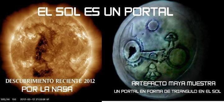 El Sol Posible Puerta Estelar Despierta Al Futuro