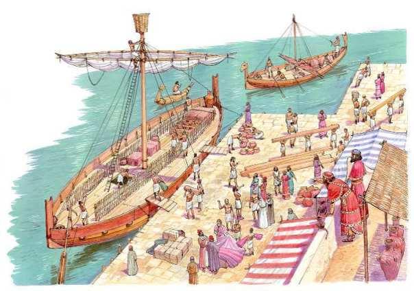civilizacion fenicia