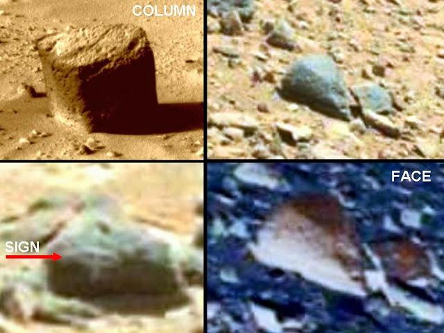 Nave de la NASA capta movimiento de dunas de arena en Marte  17794-marsanomaliessol402