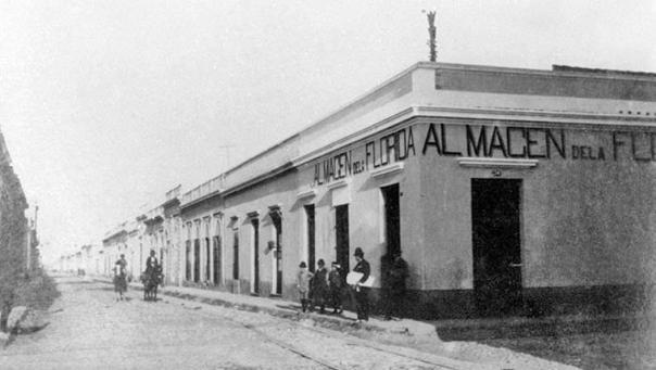 9 de Julio, Córdoba. Siglo XIX