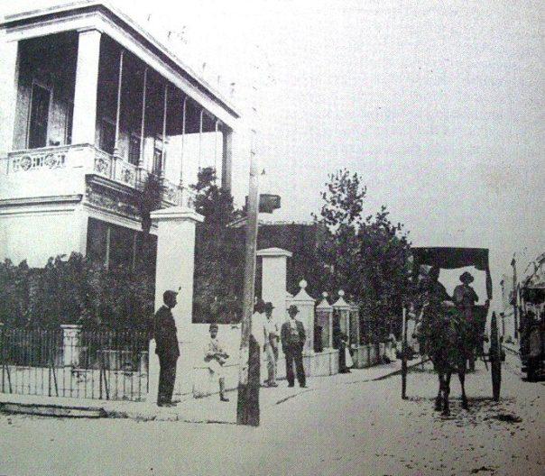 av colon 1900