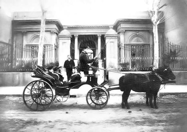 casa de Francisco Oliva, del año 1905 barrio gral paz