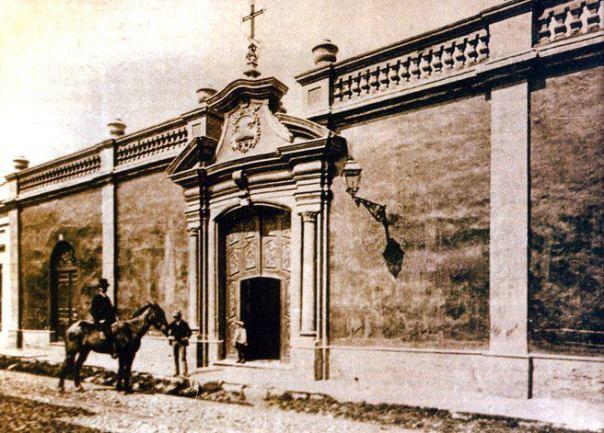 Casa de los Pueyrredon, se ubicaba en la actual 25 de Mayo