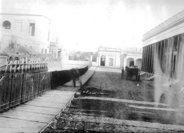 Colón y Cañada, Siglo XIX