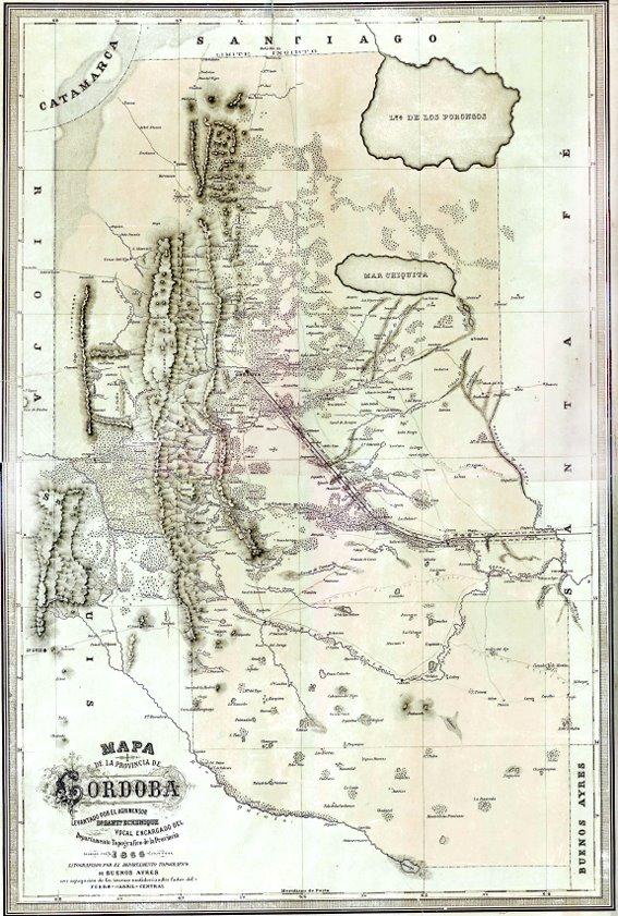 mapa 1866