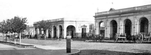 Mercado Norte 1910