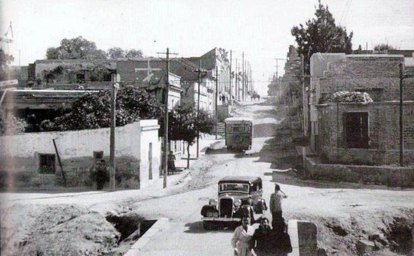 Montevideo esq. Cañada