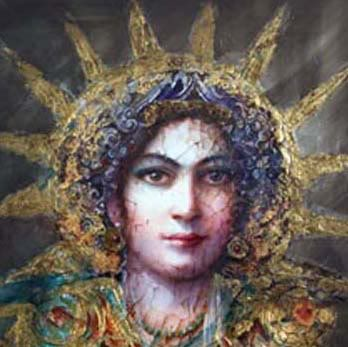 persian-sun-goddess-mitra-1
