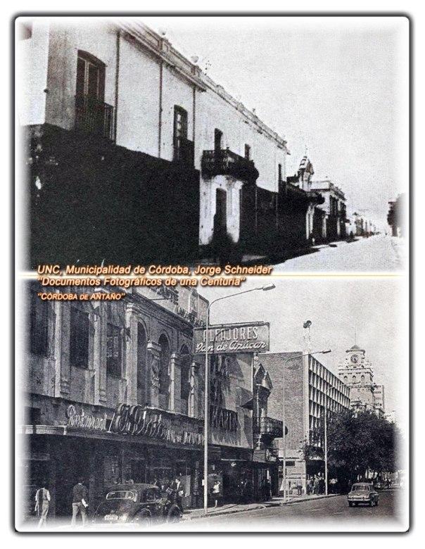 Rosario de Santa Fé, frente a la Plaza San Martin