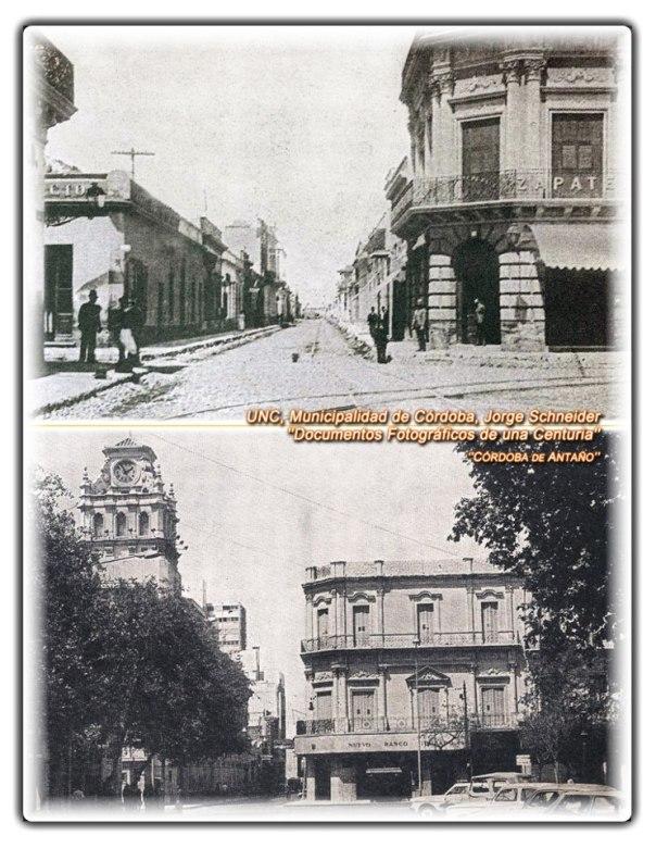 Rosario de Santa Fé y Rivadavia