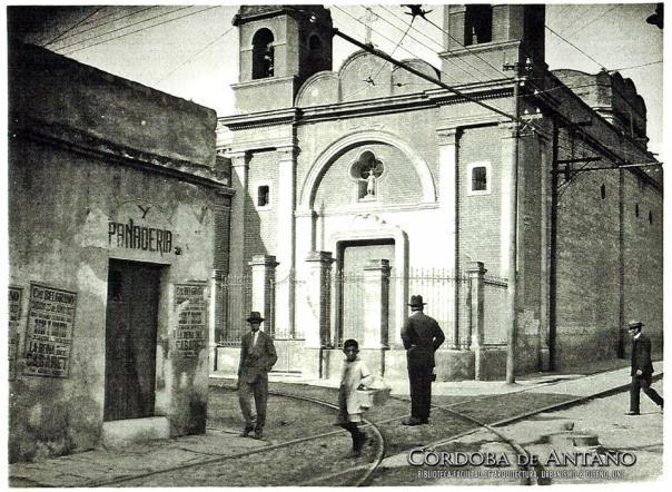 San Juan y Belgrano, y la Capilla del Niño Dios