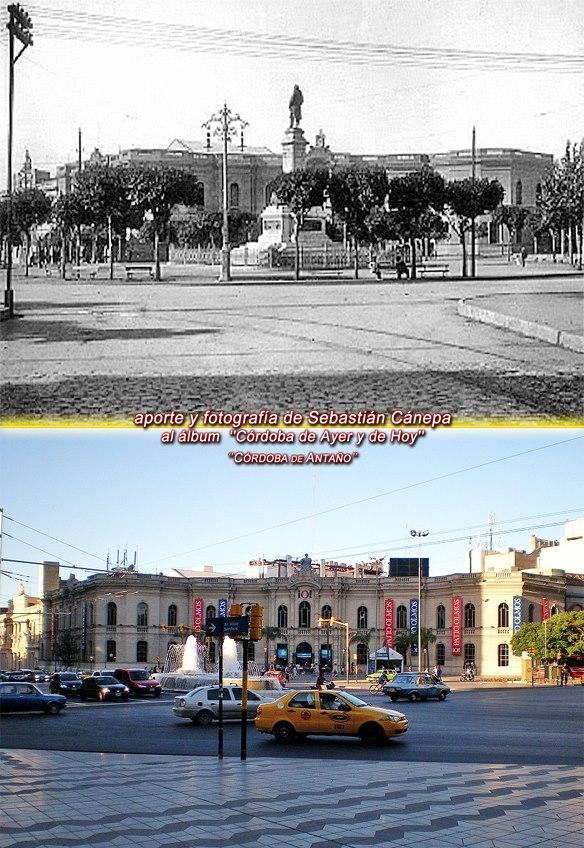Velez Sarsfield y el Boulevard San Juan