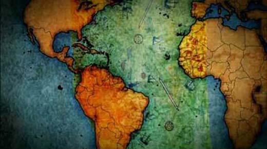 Mapa de 500 años de antigüedad hace pedazos la historia oficial de la raza humana