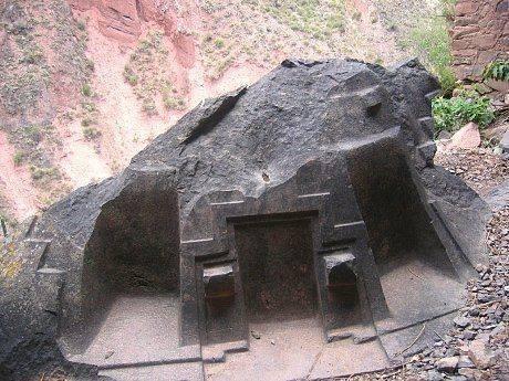 Se empieza a desvelar la tecnologia del pasado para trabajar las piedras