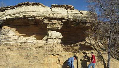 la Caverna de Anubis