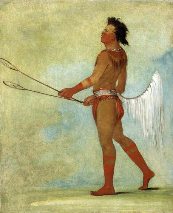 Jugador-de-pelota-Choctaw